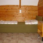 Chaty u Lesa | Karlovy Dvory - Lipno | Chata velká